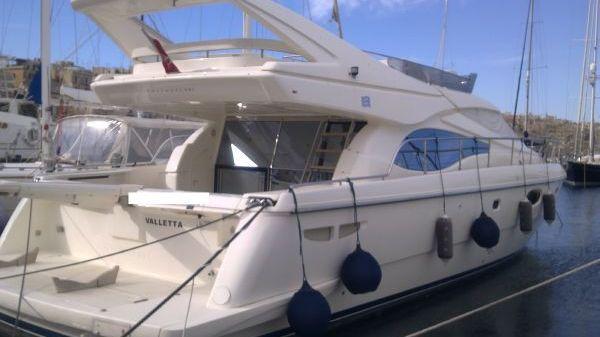 Ferretti Yachts 591 2005/6 Ferretti 591
