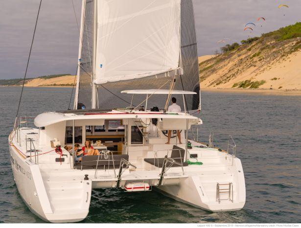 2019 Lagoon 450S - Atlas Yachts