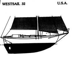 Westsail cutter image