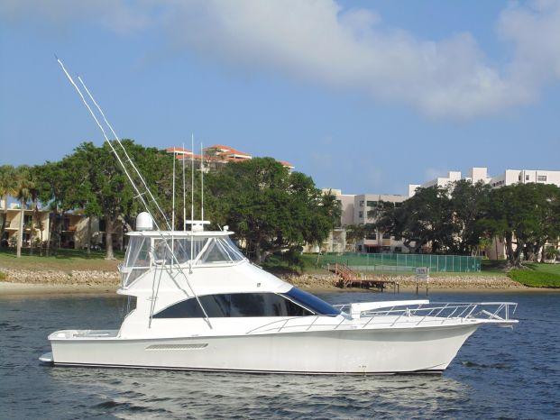 2001 Ocean Yachts Convertible