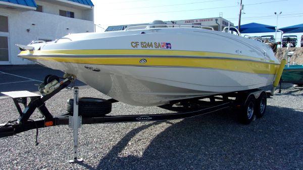 Tahoe 222 Deckboat
