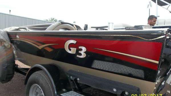 G3 BOATS Eagle 180
