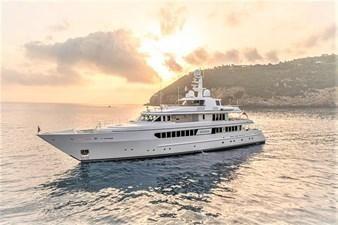 Feadship Tri Deck Motor Yacht