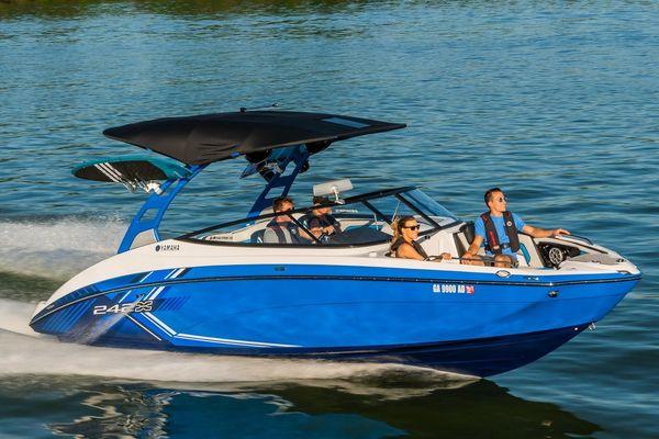 Yamaha Boats 242X E-Series - main image