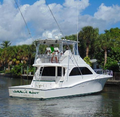 2004 Cabo Yachts 48