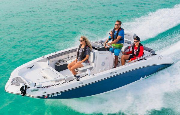 2019 Yamaha Boats 190 FSH Deluxe