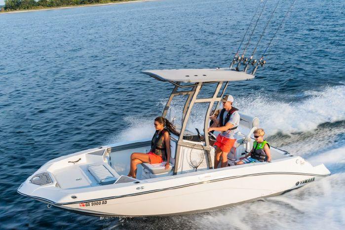 2019 Yamaha Boats 190 FSH Sport - Shore Point Marina & Yacht