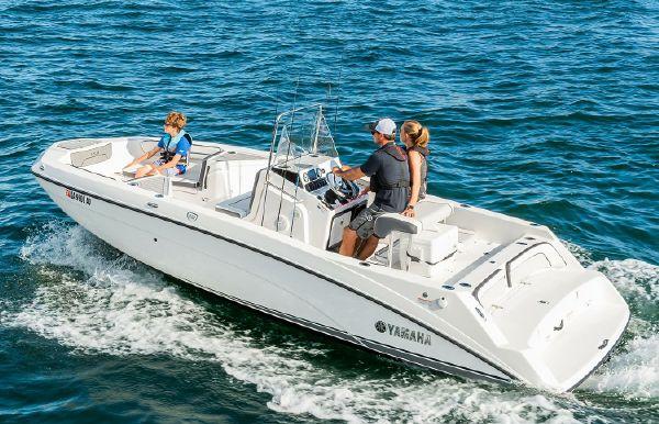2019 Yamaha Boats 210 FSH