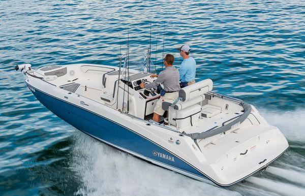 2019 Yamaha Boats 210 FSH Deluxe