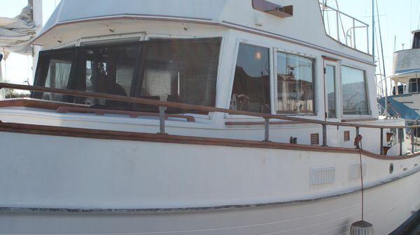 Grand Banks Trawler