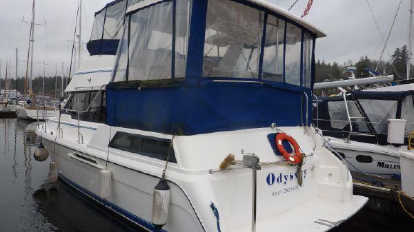 Queenship Aft Cabin
