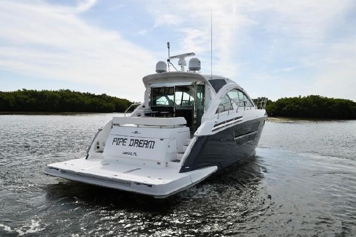 2018 Cruisers Yachts Purchase Maine