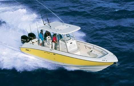 Boston Whaler 320 Outrage Manufacturer Provided Image