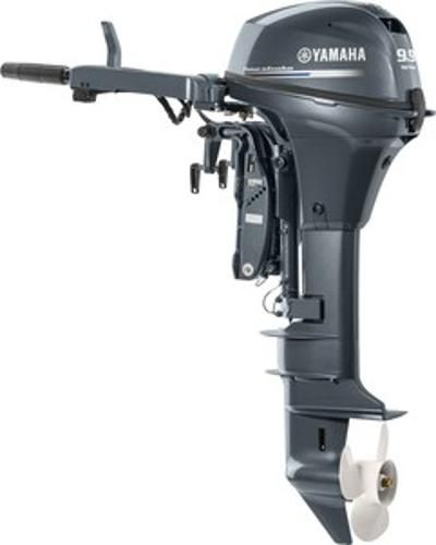 Yamaha Outboards T9.9XWHB