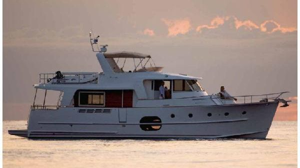 Beneteau. Swift Trawler 52 Manufacturer Provided Image