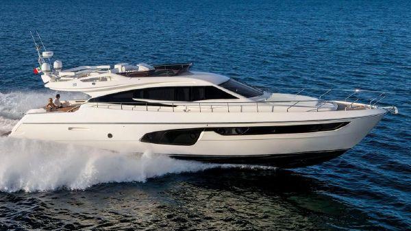 Ferretti Yachts 650 Motor Yacht