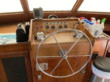 Hatteras 53 Yacht Fisherman image