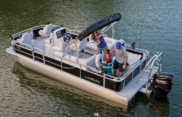 2019 Landau A'Lure 232 CC Fishing