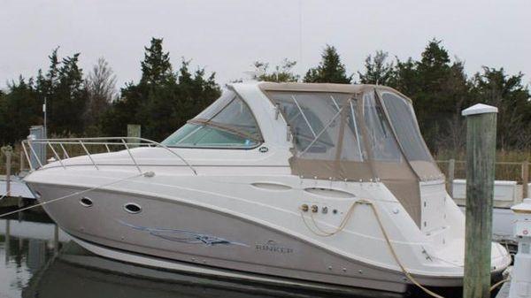 Rinker Express Cruiser Fish Package