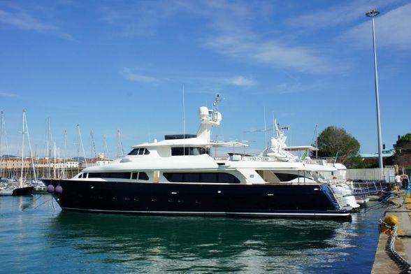 Ferretti Yachts Custom Line Navetta 30 - main image