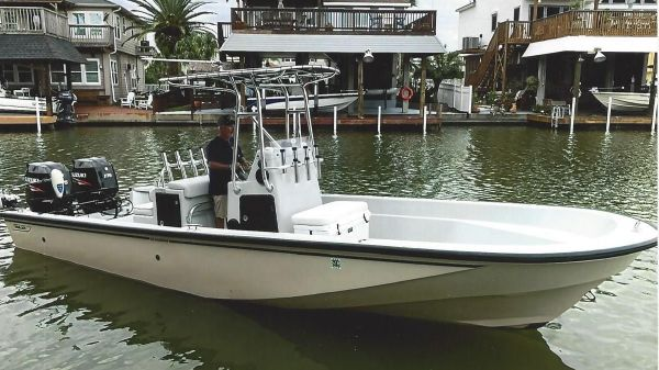 Boston Whaler 25 guardian