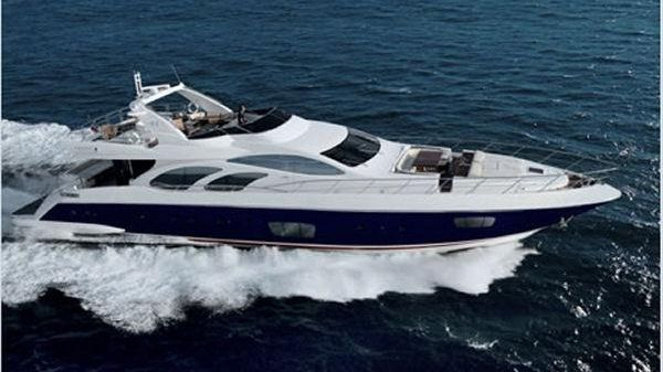 Azimut 98 Leonardo Manufacturer Provided Image