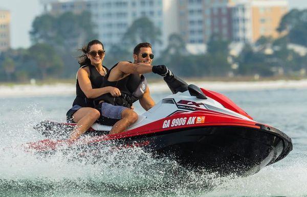 2019 Yamaha WaveRunner EX Deluxe