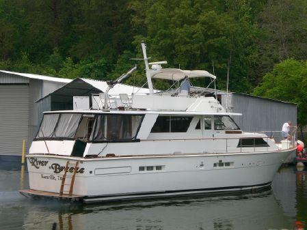 Trojan 54 Deckhouse Motoryacht image