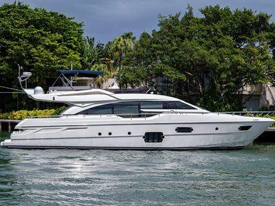 2013 Ferretti Yachts<span>690</span>