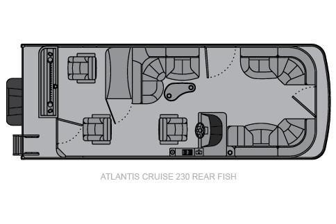 Landau Atlantis 230 Cruise image
