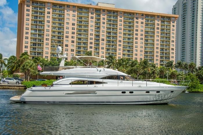 2003 Viking Sport Cruisers by Princess 65 Motor Yacht