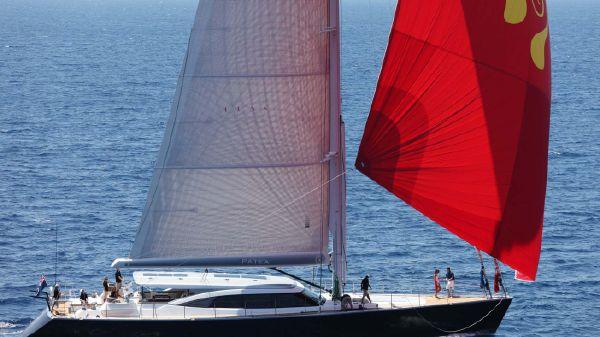 Alia Yachts Performance Crusing Sloop
