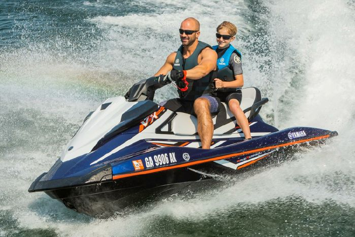 2019 Yamaha WaveRunner VX Cruiser HO Hampton Bays, New York