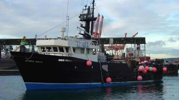 Commercial Fishing Vessel Boats For Sale - Worldwide Yacht Sales