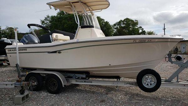 Grady-White 209 Fisherman CC