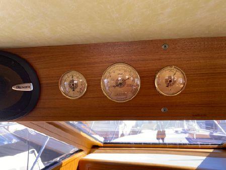 Ocean Alexander AFT Cabin Cockpit image
