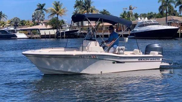 Grady-White 180 FISHERMAN