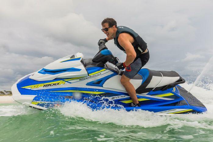 water hook up for yamaha waverunner