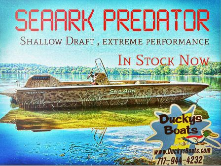SeaArk Predator 200 Hybrid image