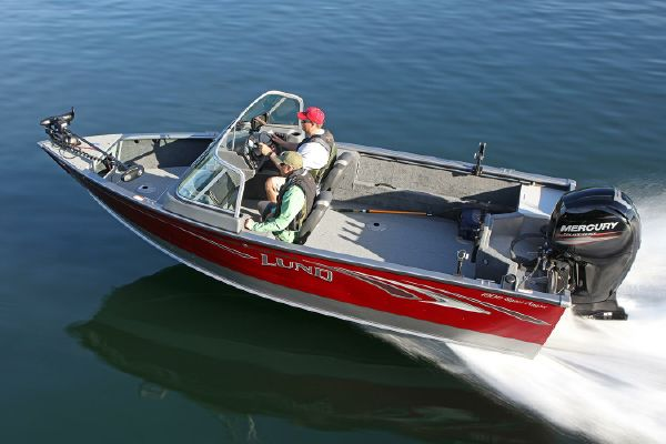 Lund 1800 Sport Angler - main image