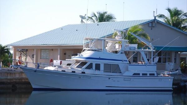 Offshore 48 Yachtfisher Profile