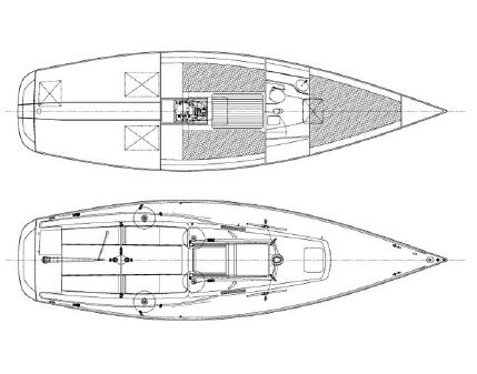 J Boats J/100 image