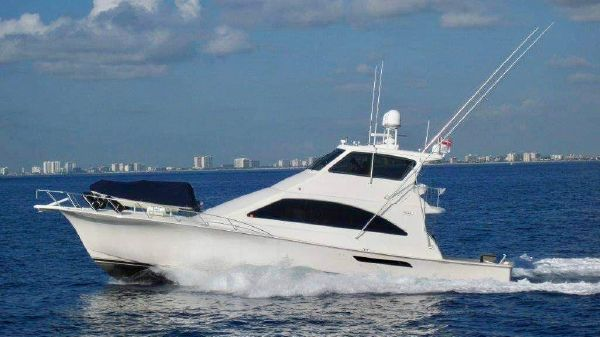 Ocean Yachts 62SS Enclosed Bridge