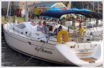 2006 Jeanneau 49DS