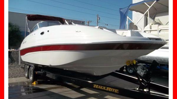 Ebbtide 2500 Deckboat