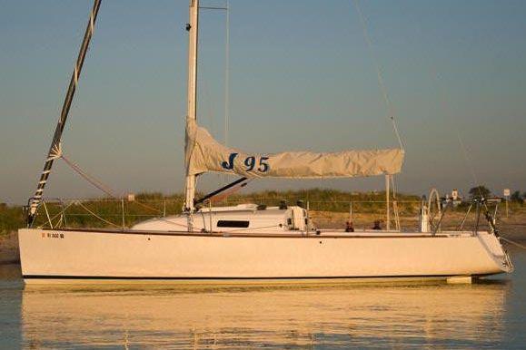 2017 J Boats J/95