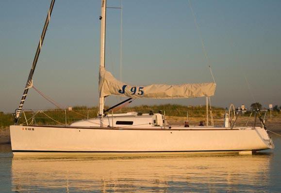 J Boats J/95 - main image