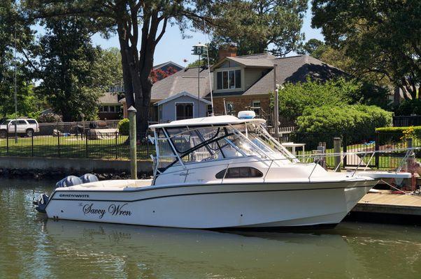 Grady-White 300 Marlin - main image