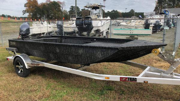 Duck Boats For Sale >> New Edge Duck Boats 656 Boats For Sale Collins Inc