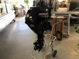 Mercury Fourstroke 15 hp